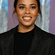 Rochelle Humes attend European Premiere of Frozen 2 on 17 November 2019, BFI Southbank, London, UK.