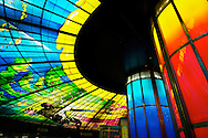 The Dome of Light in Kaohsiung, Taiwan.