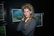 FREYA WOOD,  Twenty Hoxton Square. Opening exhibition of new gallery at Twenty Hoxton Square. -DO NOT ARCHIVE-© Copyright Photograph by Dafydd Jones. 248 Clapham Rd. London SW9 0PZ. Tel 0207 820 0771. www.dafjones.com.