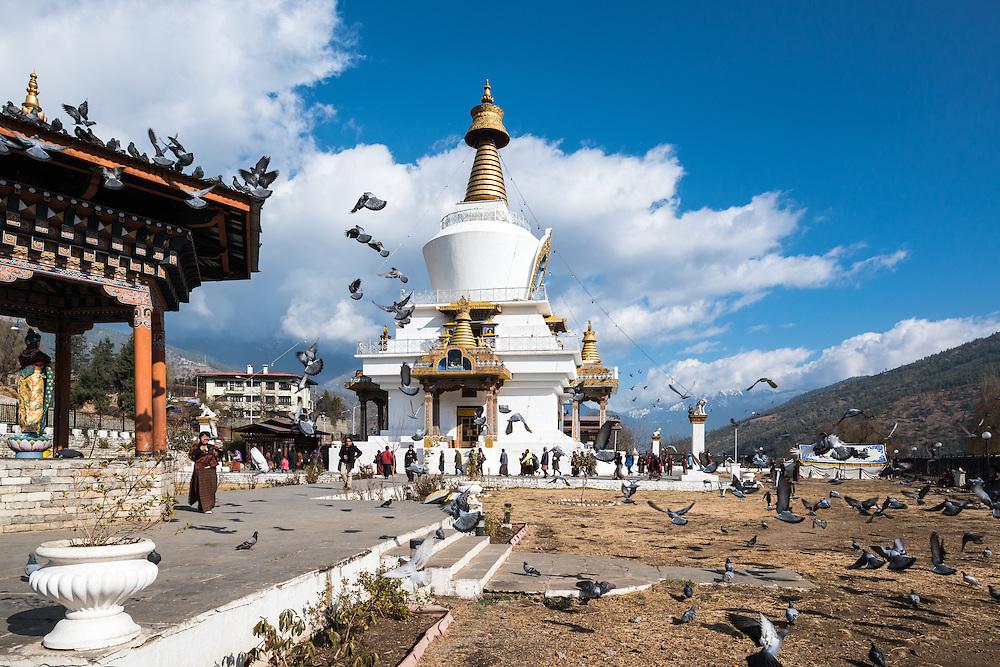 Memorial Chorten, Thimphu, Bhutan
