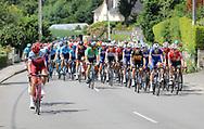 Illustration peloton, during the 105th Tour de France 2018, Stage 6, Brest - Mur de Bretagne Guerledan (181km) in France on July 12th, 2018 - Photo Etienne Goriau / ProSportsImages / DPPI