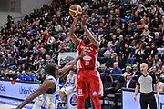DESCRIZIONE : Campionato 2014/15 Dinamo Banco di Sardegna Sassari - Giorgio Tesi Group Pistoia<br /> GIOCATORE : Langson Hall<br /> CATEGORIA : Tiro Tre Punti<br /> SQUADRA : Giorgio Tesi Group Pistoia<br /> EVENTO : LegaBasket Serie A Beko 2014/2015<br /> GARA : Dinamo Banco di Sardegna Sassari - Giorgio Tesi Group Pistoia<br /> DATA : 01/02/2015<br /> SPORT : Pallacanestro <br /> AUTORE : Agenzia Ciamillo-Castoria / Luigi Canu<br /> Galleria : LegaBasket Serie A Beko 2014/2015<br /> Fotonotizia : Campionato 2014/15 Dinamo Banco di Sardegna Sassari - Giorgio Tesi Group Pistoia<br /> Predefinita :