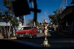 On the streets of Badariguato, a small town outside of Culiacan known as the the center of poppy and marijuana cultivation in Mexico and the birthplace of many of the most infamous Mexican drug lords.
