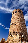 The Desert View Watchtower, Grand Canyon National Park, Arizona USA