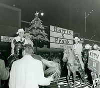 1957 Santa Clause Lane Parade