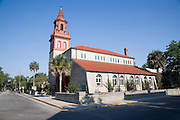 Grace Union Church, St. Augustine, Florida, USA<br />
