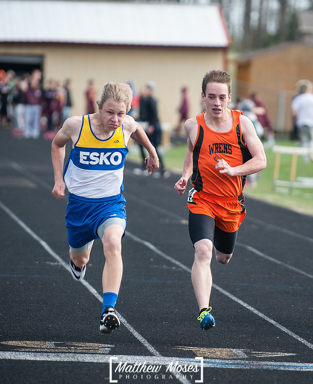 Dawsen Cossalter, Justin Oconnor 100m