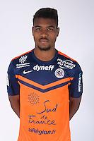 Steve MOUNIE - 23.07.2014 - Portraits officiels Montpellier - Ligue 1 2014/2015<br /> Photo : Icon Sport