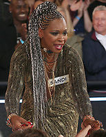 Sandi Bogle, Celebrity Big Brother: Summer 2017 - Live Launch Show, Elstree Studios, Elstree UK, 01 August 2017, Photo by Brett D. Cove