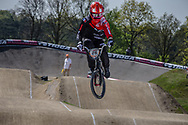 #26 (DARNAND Simba) FRA at the 2016 UCI BMX Supercross World Cup in Papendal, The Netherlands.