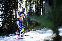 Marie Dorin Habert (FRA) during Women 12.5 km Mass Start at day 4 of IBU Biathlon World Cup 2015/16 Pokljuka, on December 20, 2015 in Rudno polje, Pokljuka, Slovenia. Photo by Ziga Zupan / Sportida