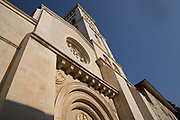 Israel, Jerusalem, Old City, Evangelical Lutheran Church of the Redeemer is the only Protestant  church in the Old City of Jerusalem. Built in the late 19th century by the architect Paul Ferdinand Groth