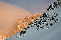 09.11.2008.Alpine landscape..Gran Paradiso National Park, Italy