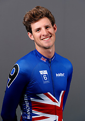Great Britain's Christopher Latham