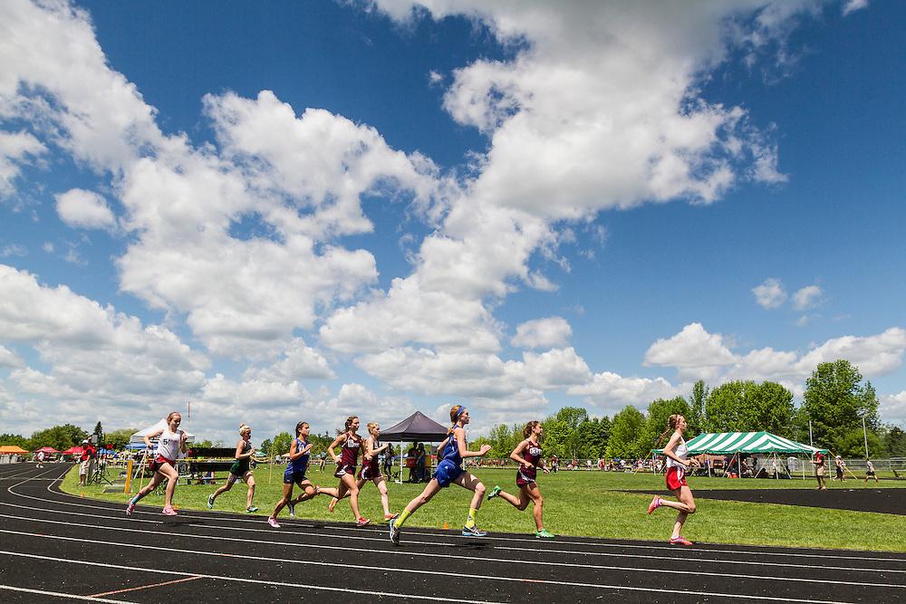 Maine State Track & Field Meet, Class B: girls 1600 meters