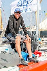 , Travemünder Woche 20. - 29.07.2018, Int. 5.5m - AUS 62 - Drop Bear - John BACON - RPAYC