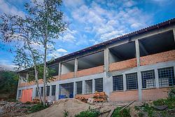 12ª CRE – ESC. EST. ENS. FUN. BARÃO DO JACUI, em São Jerônimo. Reforma completa do prédio da escola, R$ 1,6 milhão FOTO: Jefferson Bernardes/ Agência Preview