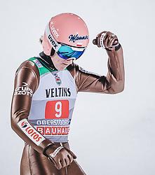 30.12.2018, Schattenbergschanze, Oberstdorf, GER, FIS Weltcup Skisprung, Vierschanzentournee, Oberstdorf, 2. Wertungsdurchgang, im Bild Dawid Kubacki (POL) // Dawid Kubacki of Poland during his 2nd Competition Jump for the Four Hills Tournament of FIS Ski Jumping World Cup at the Schattenbergschanze in Oberstdorf, Germany on 2018/12/30. EXPA Pictures © 2018, PhotoCredit: EXPA/ JFK