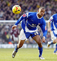 Photo: Chris Ratcliffe.<br /> Norwich City v Ipswich Town. Coca Cola Championship. 05/02/2006.<br /> Danny Haynes who scored the winning goal for Ipswich