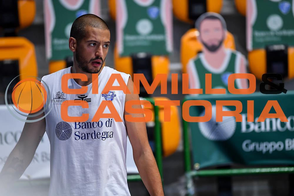 Massimo Chessa<br /> Allenamento Banco di Sardegna Dinamo Sassari<br /> LBA Legabasket Serie A 2021-2022<br /> Sassari, 12/08/2021<br /> Foto L.Canu / Ciamillo-Castoria