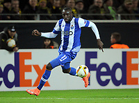 Fotball<br /> Tyskland<br /> 18.02.2016<br /> Foto: Witters/Digitalsport<br /> NORWAY ONLY<br /> <br /> Moussa Marega (Porto)<br /> Dortmund, 18.02.2016, Fussball, Europa League, Zwischenrunde Hinspiel, Borussia Dortmund - FC Porto 2:0