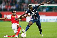 FOOTBALL - FRENCH CHAMPIONSHIP 2012/2013 - L1 - PARIS SAINT GERMAIN VS REIMS - 20/10/2012 - BLAISE MATUIDI (PARIS SAINT-GERMAIN)