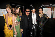 ROBERT CAVALLI, ANDY AND PATTI WONG Patti and Andy Wong  host a night of Surrealism to Celebrate the Chinese Year of the Rat. County Hall Gallery and Dali Universe. London. 27 January 2008. -DO NOT ARCHIVE-© Copyright Photograph by Dafydd Jones. 248 Clapham Rd. London SW9 0PZ. Tel 0207 820 0771. www.dafjones.com.