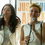 NLD/Alphen aan de Rijn/20140402 - Just Once Again , Kim-Lian van der Meij en Mariska van Kolck