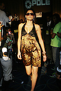 Model at the South Pole Fashion show during ' The Stay in School Concert ' facilated by Entertainers for Education held at The Manhattan Center on October 28, 2008 in New York City