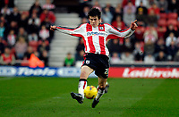 Photo: Alan Crowhurst.<br />Southampton v Norwich City. Coca Cola Championship. 16/12/2006. Saints Gareth Bale.