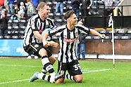 Notts County v Grimsby Town FC 030916