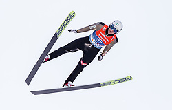28.02.2019, Seefeld, AUT, FIS Weltmeisterschaften Ski Nordisch, Seefeld 2019, Nordische Kombination, Skisprung, im Bild Tomas Portyk (CZE) // Tomas Portyk of Czech Republic during the Ski Jumping competition for Nordic Combined of FIS Nordic Ski World Championships 2019. Seefeld, Austria on 2019/02/28. EXPA Pictures © 2019, PhotoCredit: EXPA/ JFK