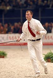Van Manen <br />KWPN hengstenkeuring 2003<br />Photo © Dirk Caremans