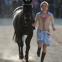 Badminton 2013 - First Inspection