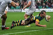 Northampton Saints v Bath Rugby 030916
