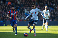 (20) Dele Alli of Tottenham Hotspur during the Premier League match between Crystal Palace and Tottenham Hotspur at Selhurst Park, London, England on 25 February 2018. Picture by Sebastian Frej.