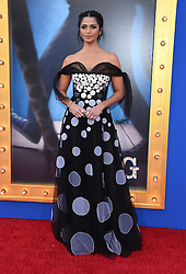 December 3, 2016 - Los Angeles, California, U.S. - Camilla Alves arrives for the premiere of the film 'Sing' at the Microsoft Theatre. (Credit Image: © Lisa O'Connor via ZUMA Wire)