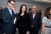 WILLIAM MILLER; NIGELLA LAWSON; ALAN YENTOB, Re-opening of the Jewish Museum. Campden. London. 16 March 2010.