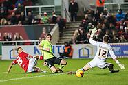 Bristol City v Brighton and Hove Albion 230216