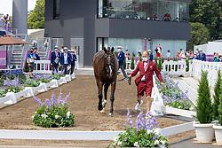Flarup T Peter, DEN, Fascination, 222<br /> Olympic Games Tokyo 2021<br /> © Hippo Foto - Dirk Caremans<br /> 29/07/2021