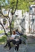Milan, design week 2017, Casa degli Atellani, IKea event