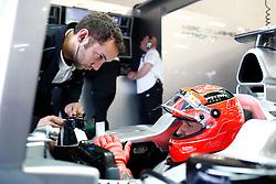 Motorsports: FIA Formula One World Championship 2012, Grand Prix of Great Britain, .#7 Michael Schumacher (GER, Mercedes AMG Petronas F1 Team),