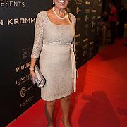 NLD/Amsterdam/20140311 - Modeshow Addy van den Krommenacker 2014, Sandra Reemer