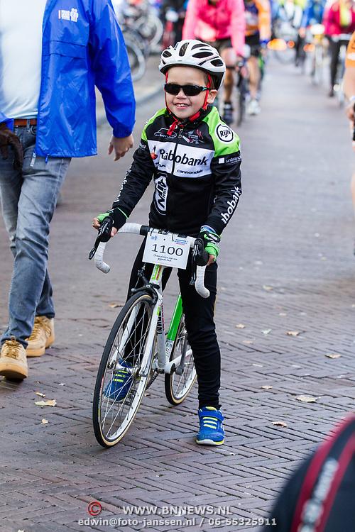NLD/Amersfoort/20180929 - Bn-er fietsen de Zuiderzee Klassieker 2018,  Mart Karens