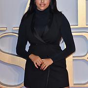 Mahalia Burkmar attend A Star Is Born UK Premiere at Vue Cinemas, Leicester Square, London, UK 27 September 2018.