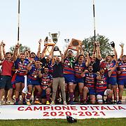 20210602 Rugby, Top10 finale : Petrarca Padova vs Rovigo