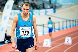 Rudolf Zan during Slovenian Indoor Championship, Olympic centre Novo Mesto, 14 February 2021, Novo Mesto, Slovenia. Photo by Grega Valancic / Sportida