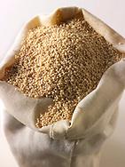 Un-cooked Amaranth supergrain - stock photos