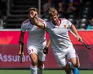 Spain Men v England Men 200819