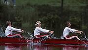 Lucerne, SWITZERLAND  GER W8+, 1992 FISA World Cup Regatta, Lucerne. Lake Rotsee.  [Mandatory Credit: Peter Spurrier: Intersport Images] 1992 Lucerne International Regatta and World Cup, Switzerland